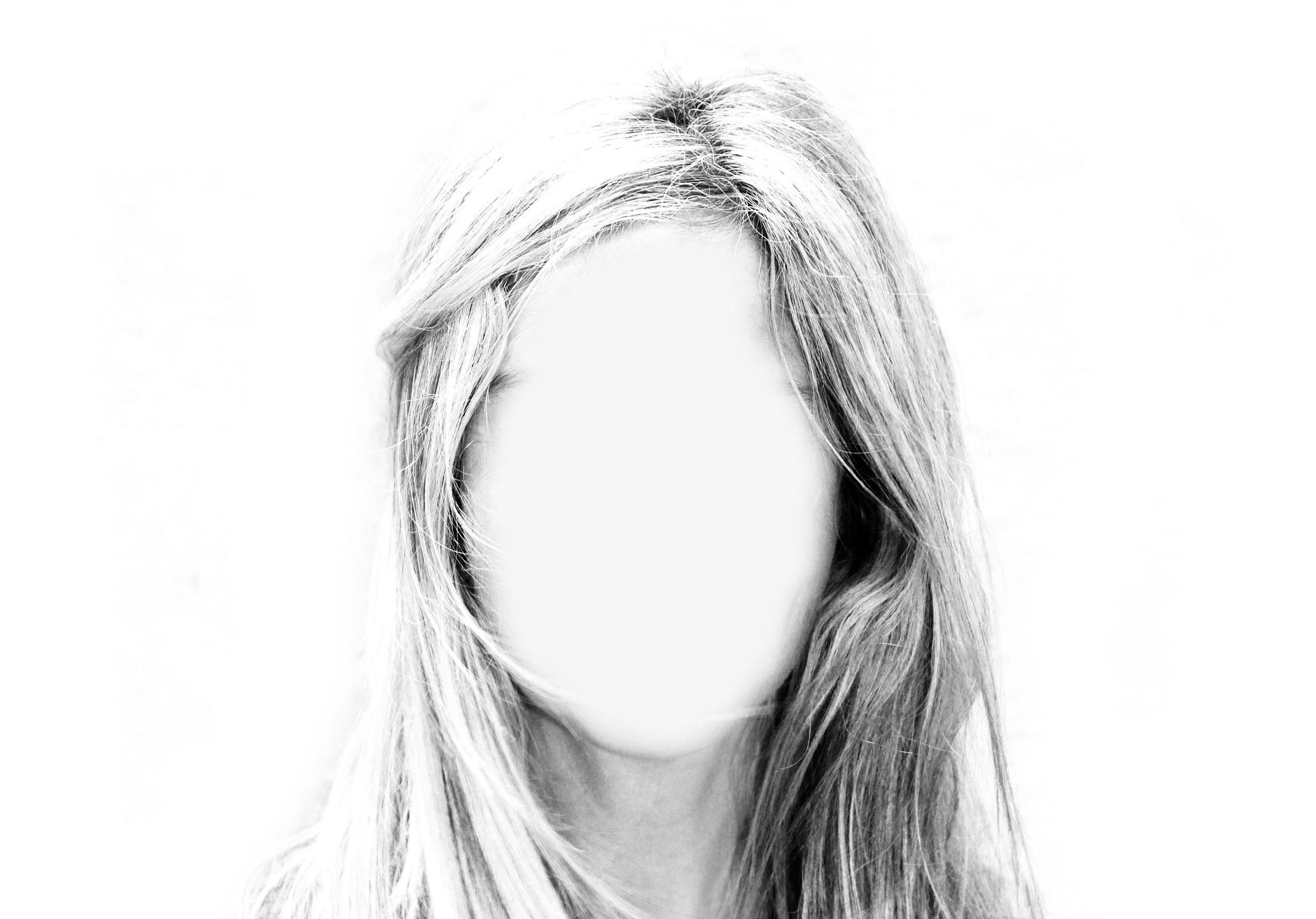 Personne sans visage, identité de la marque