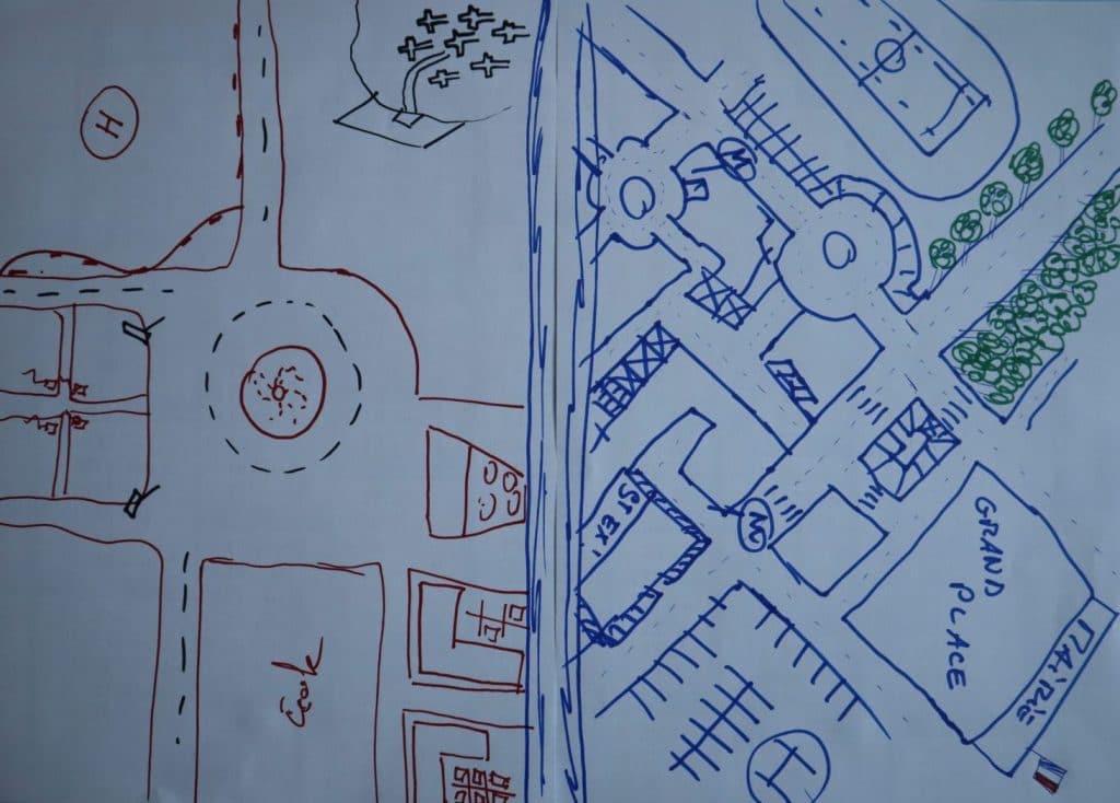 Réussir ses objectif : construction d'une ville en équipe