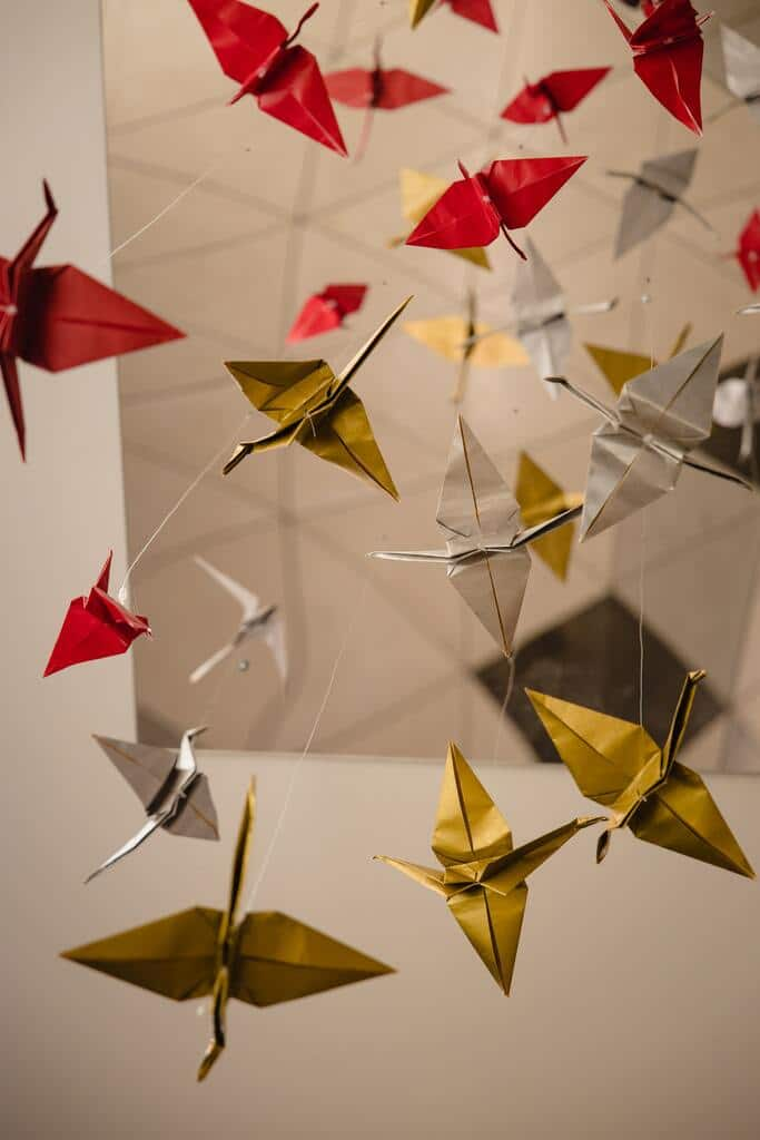 équipes performantes : multiplication des origamis réussis.