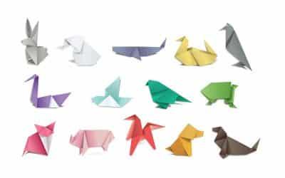 Serious Game : une équipe performante grâce aux origamis