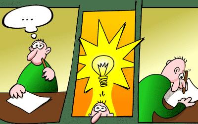 L'innovation est un processus de création orienté business