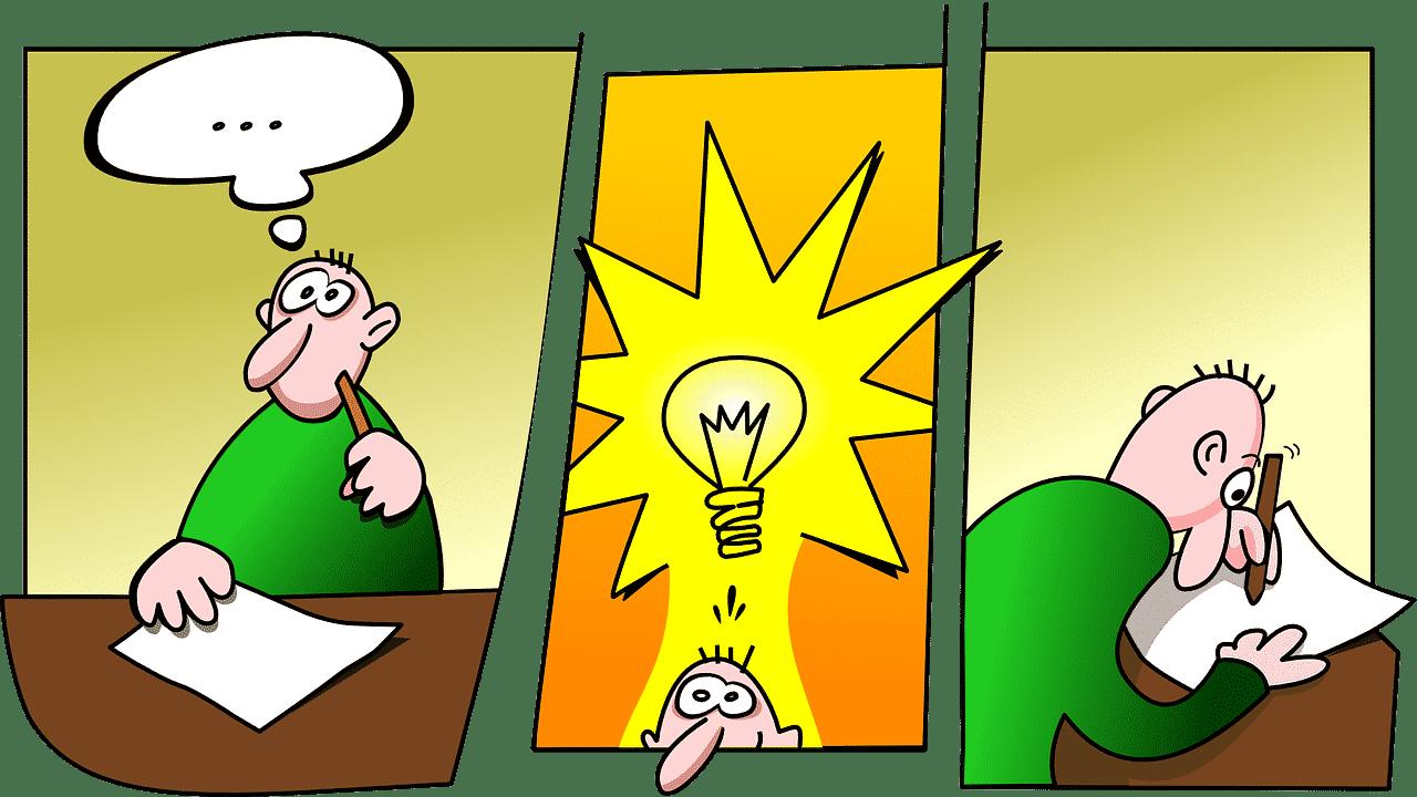 processus créatif et d'innovations